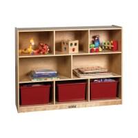 Ecr4Kids 8 Compartments Storage Cabinet