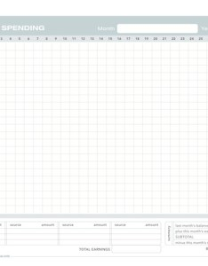 Share also free printable budget chart to record your daily expenses rh frugal mama