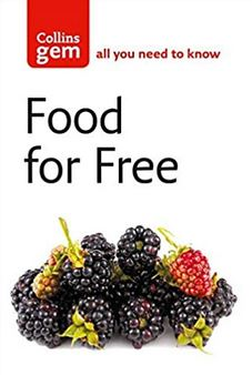 food for free -  a classic book on foraging