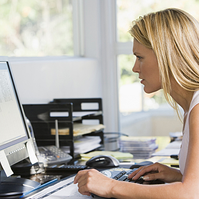 improve your computer posture instantly