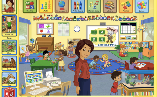 Abcmouse Free Trial Free Online Educational Fun For Kids