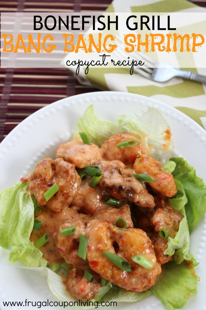 Bonefish Grill Bang Bang Shrimp Copycat Recipe