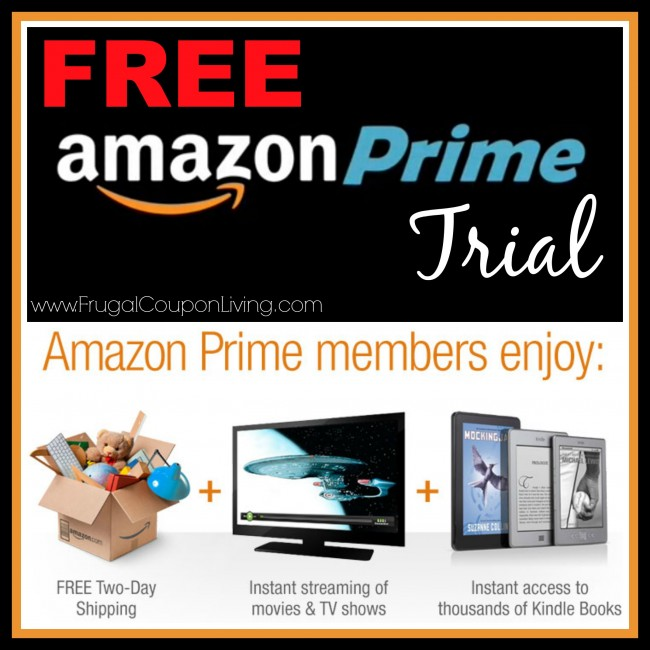 FREE Trial of Amazon Prime  FREE Shipping Video