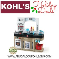 Play Kitchens For Sale 4 Piece Kitchen Appliance Package Step2 Kohl S Pre Black Friday 35 99 From 130 Kohls Holiday Deals