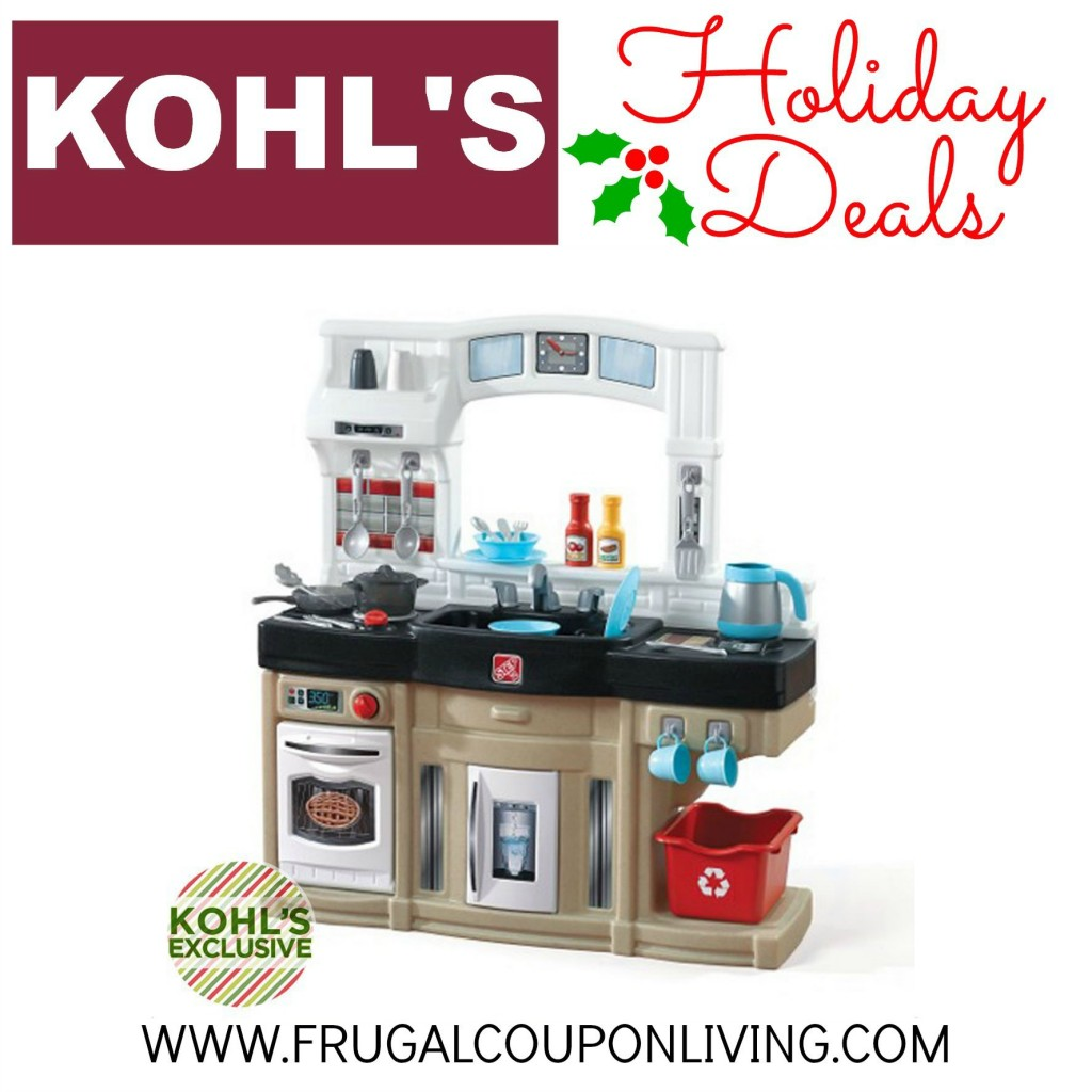 play kitchens for sale black kitchen stools step2 kohl s pre friday 35 99 from 130 kohls holiday deals