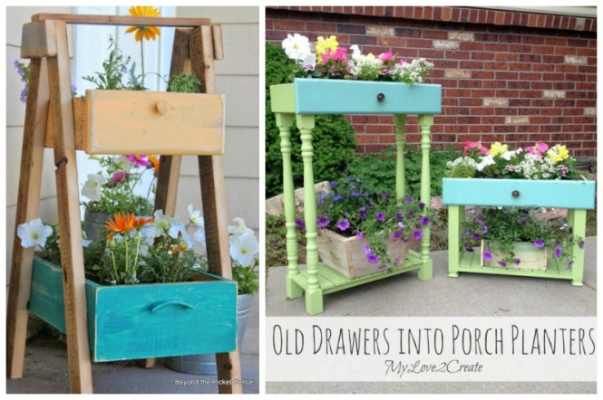 Spring Porch Decorating Ideas Via Snap Creativity Joyful