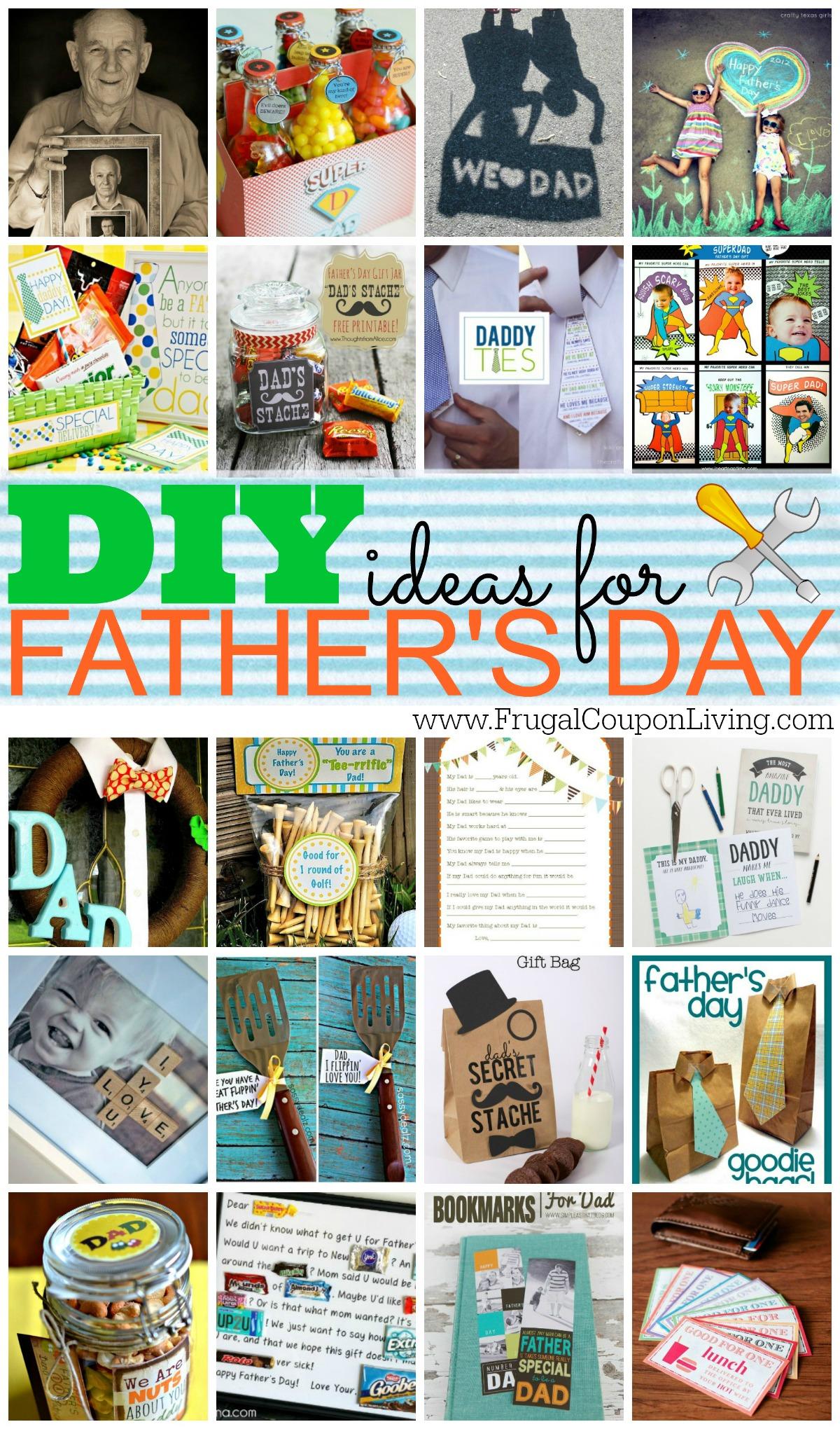 DIY Fathers Day Ideas