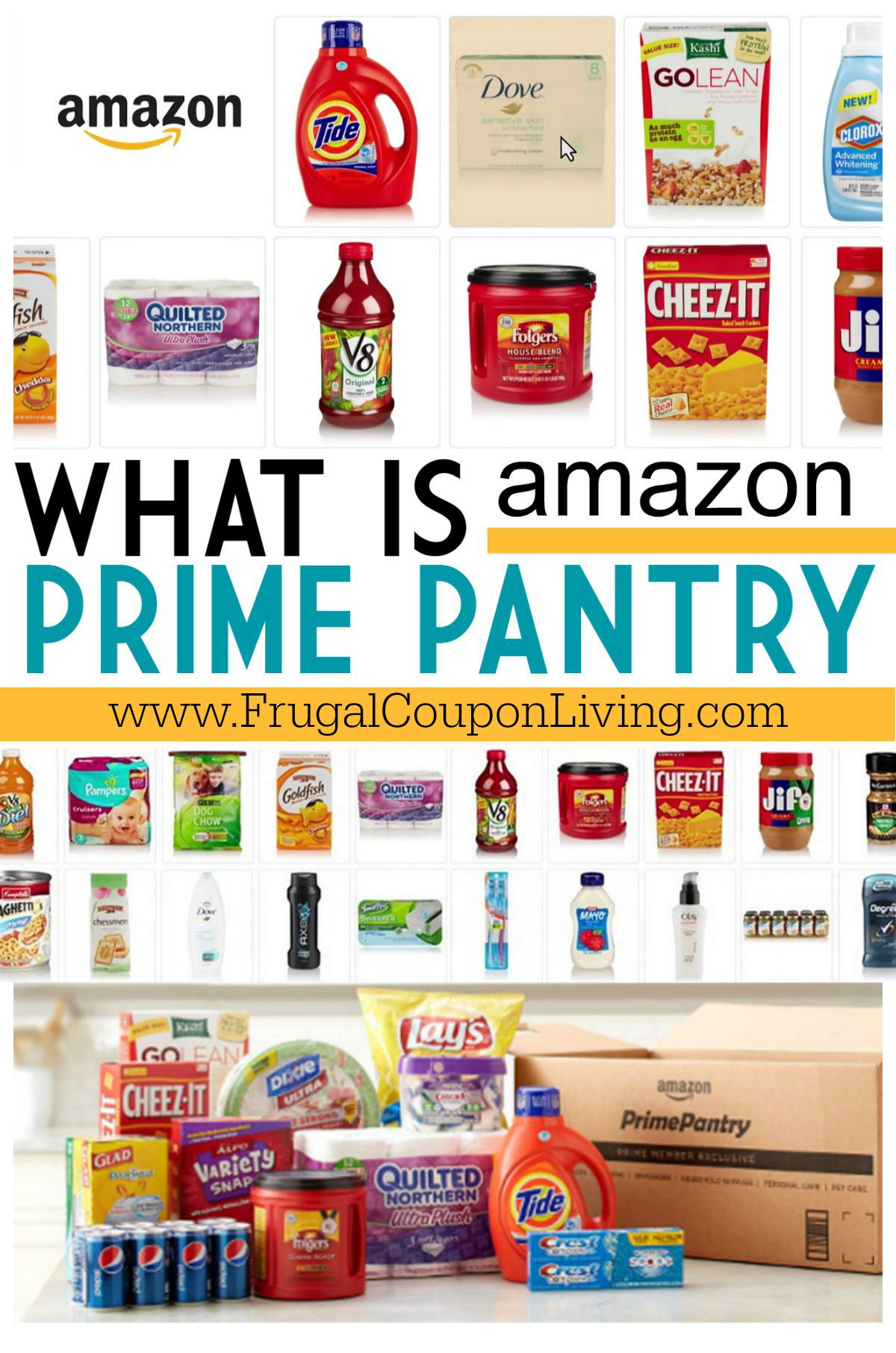 What is Amazon Prime Pantry
