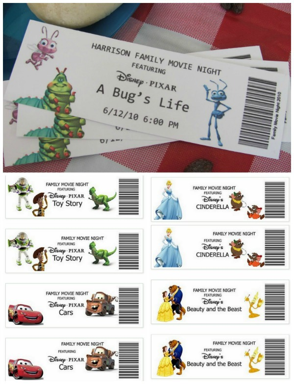 Disney Frozen Printable Templates