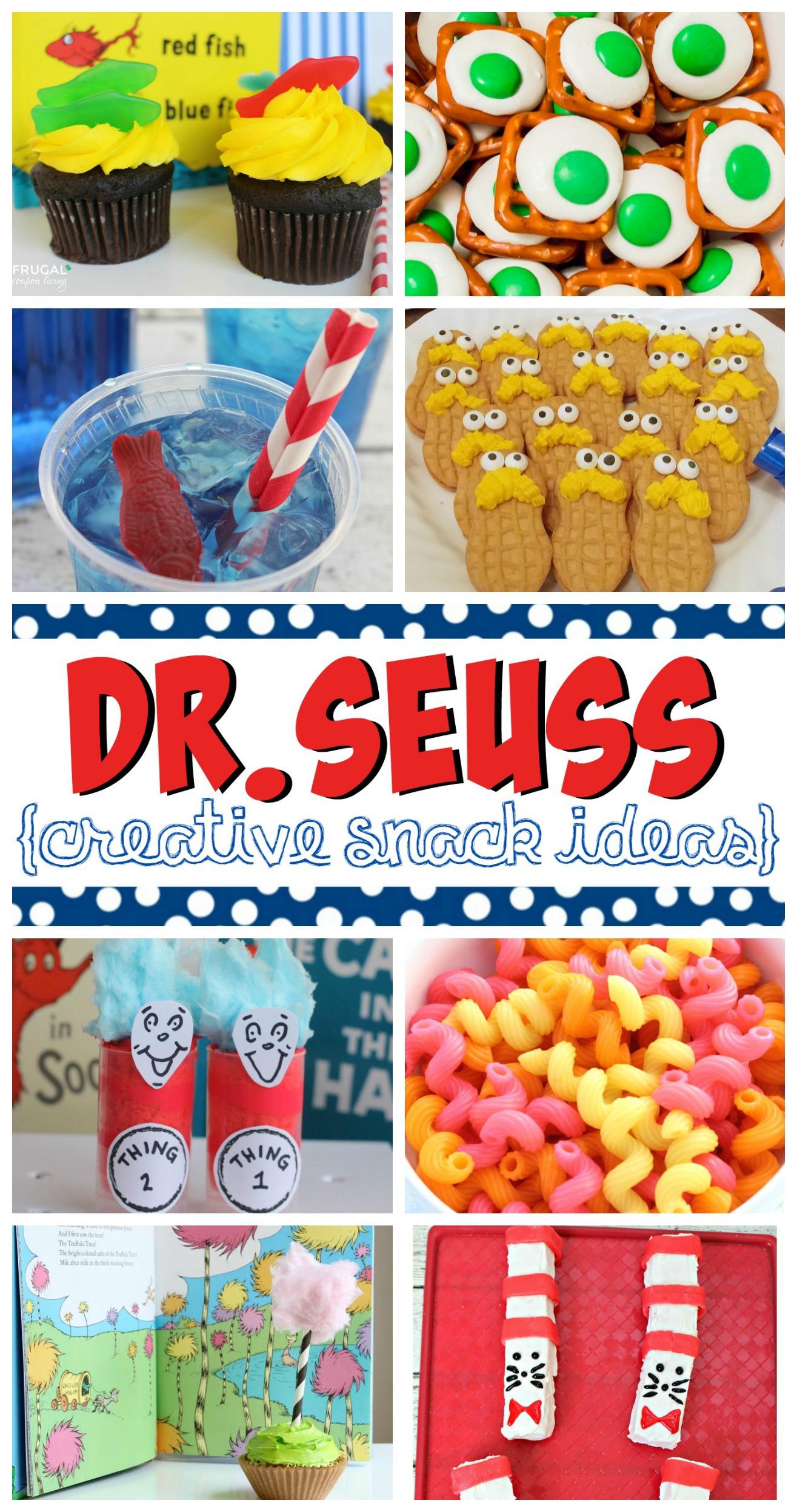 Creative Dr Seuss Crafts Printables And Recipes