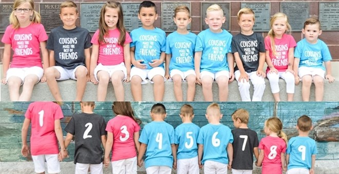 Custom Numbered Cousin Shirts 1299 From 25