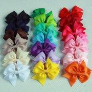 girls boutique hair bows 20-piece