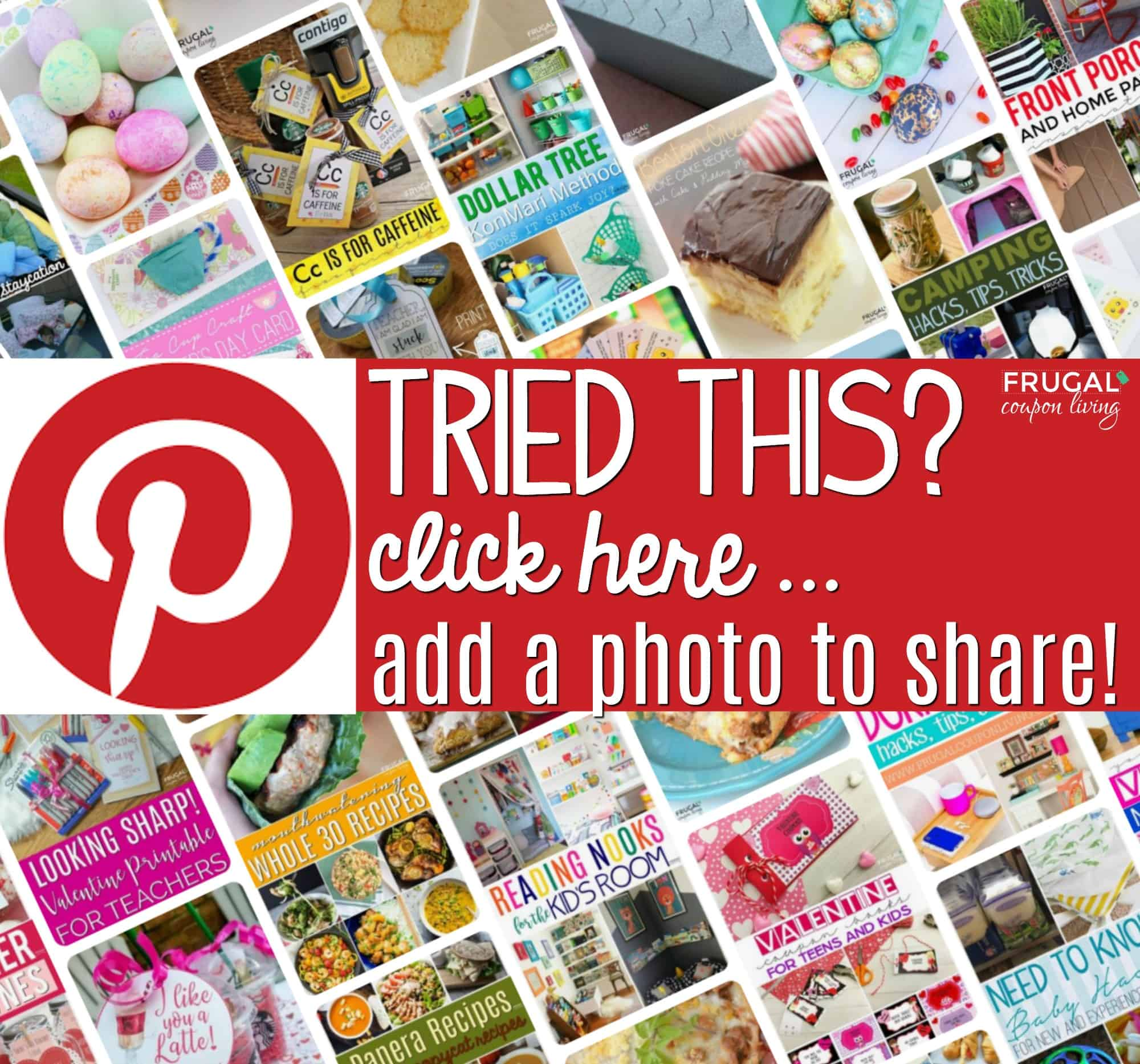 Top 5 Pinterest Pins For May