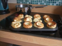 Yorkshire Puddings….