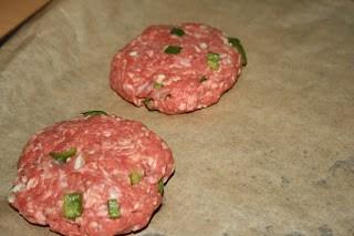 Homemade Burgers….