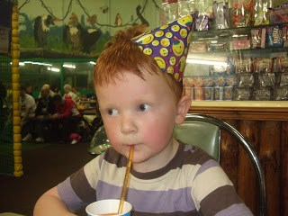 Birthday Party Challenge…. Part Two