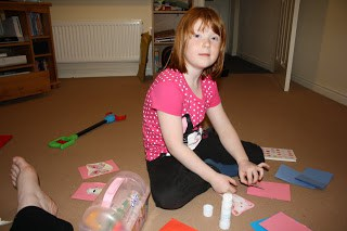 Story cards….