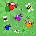 The Birds and the Bees….