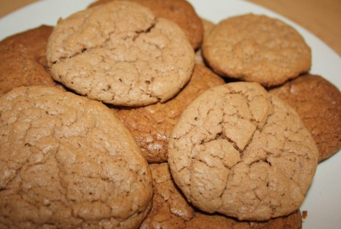 Homemade Nutella Cookies….