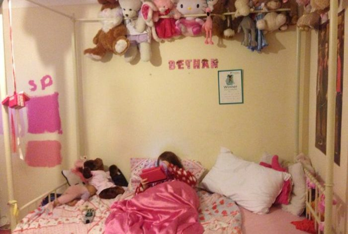Cool Kid's bedrooms….
