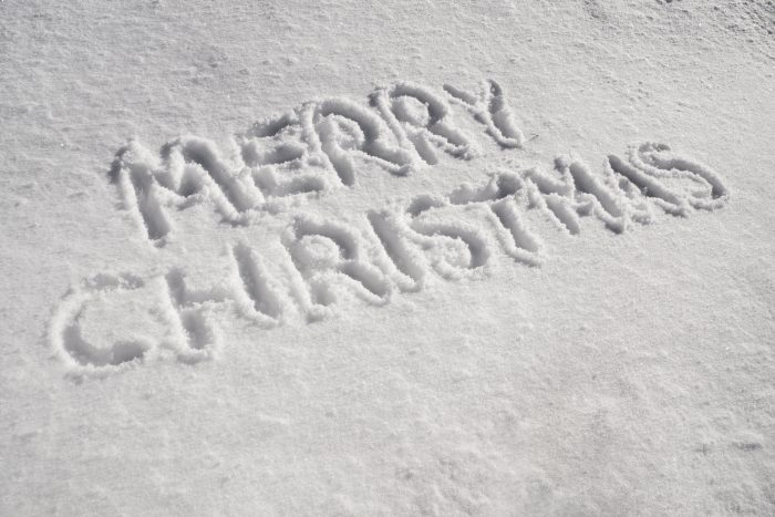 Merry Christmas from my family to your family….