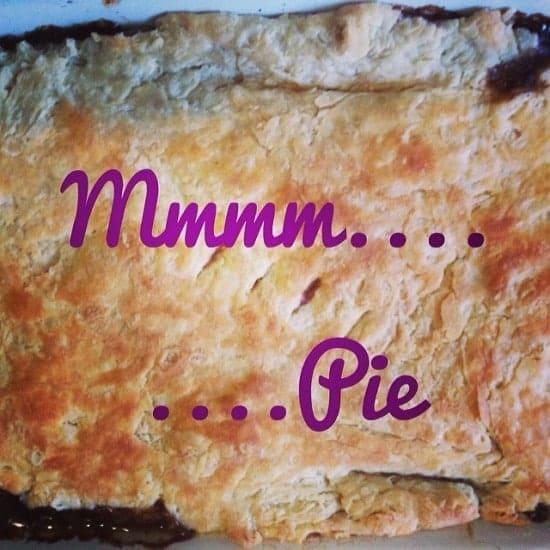 leftovers pie