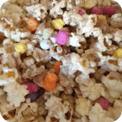 fun popcorn