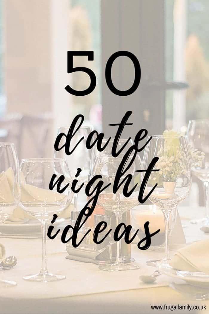 50 dating ideas