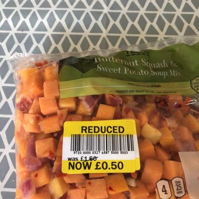 Cheap soup mix