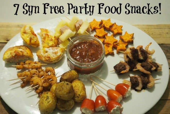 Seven syn free party food snacks slimming world the diary of a frugal family Where can i buy slimming world food