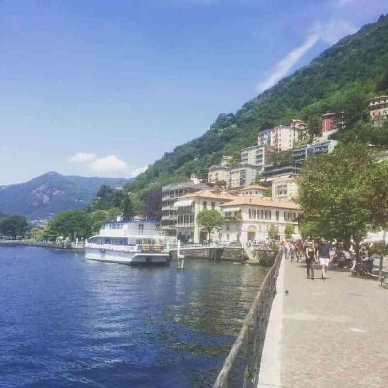 Beautiful Lake Como