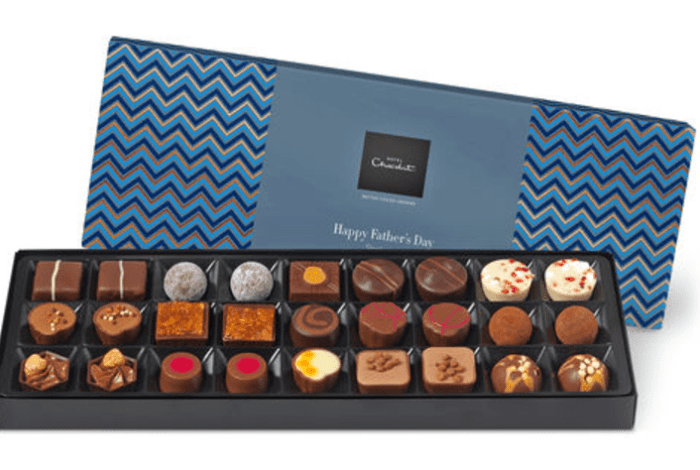 #Win a Hotel Chocolat Father's Day Hamper….
