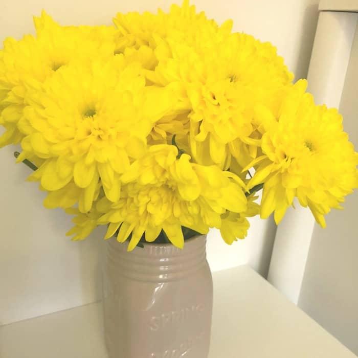 Day 4 Tesco fresh flower freshness guarantee