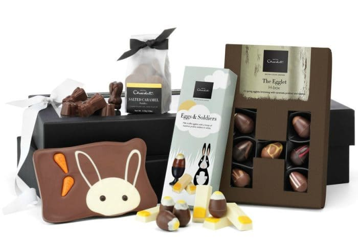 Win a hotel chocolat easter hamper the diary of a frugal family a couple of weeks ago the kids informed me that they were too old for easter eggs this year apparently cash would be an acceptable substitute as thats negle Image collections