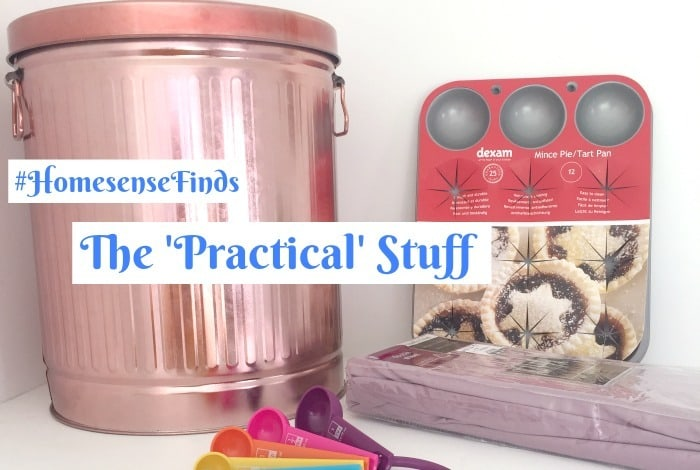 I want to share my Practical #HomesenseFinds with you….