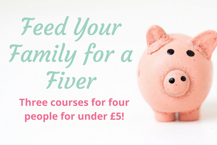 Feed your Family for a Fiver….