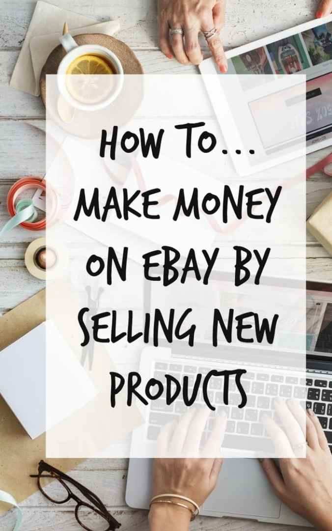 how to use ebay to make money