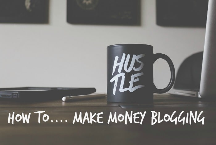 How to.... Make Money Blogging