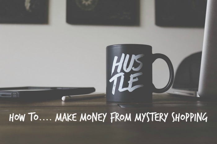 How to make money from Mystery Shopping….