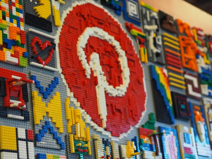 What Pinterest HQ really looks like!
