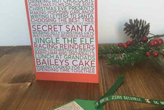 5 things to make with my free Christmas poster maker….