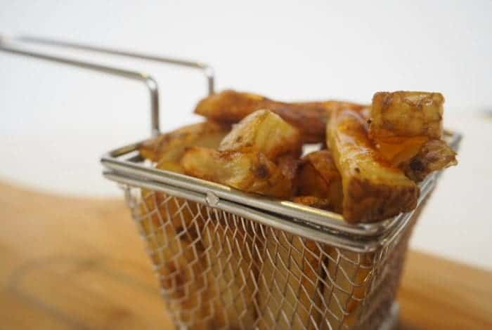 How to make perfect Slimming World Chips