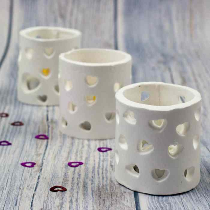 Thrifty Valentines crafts for kids