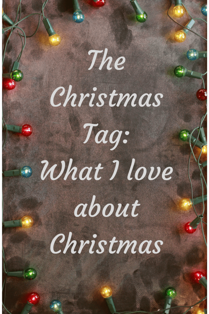 seeing as I love all things Christmas, I thought I'd join in and share a post of my own with you all to tell you what I love most about Christmas...