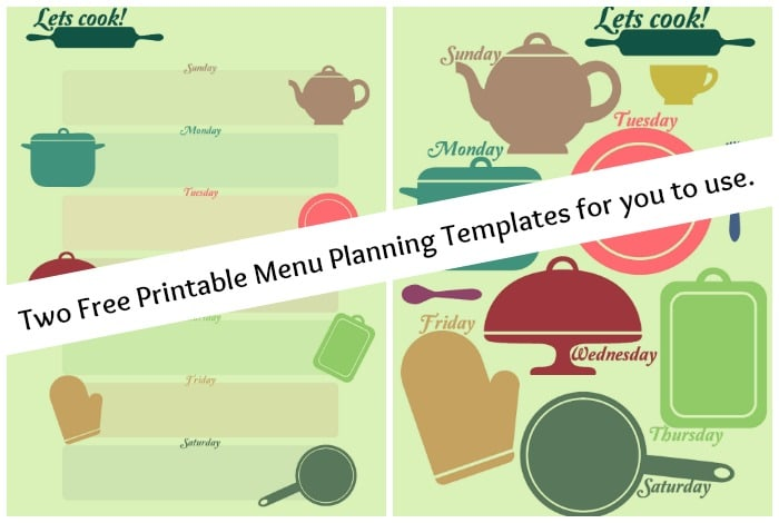 this week u0026 39 s meal plan  2nd may