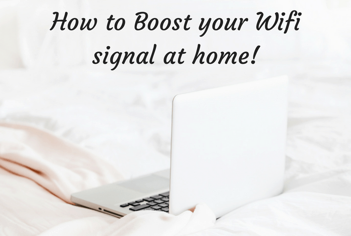 How To Boost Your Wifi Signal At Home The Diary Of A