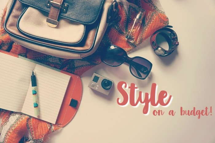 Style on a Budget – the one with the sunglasses addiction….