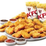 DEAL: KFC $15.95 Nuggets Party Pack with 30 Nuggets & 2 Large Chips (KFC App)
