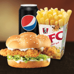 DEAL: KFC $6.95 Double Tender Combo