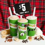 DEAL: Boost Juice – $5 Latte Range (15 August)